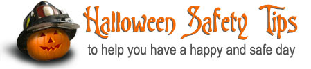 Halloween Safety Tips to help you have a happy and safe day!