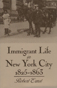 Immigrant Life in New York City